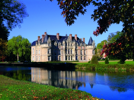 Luxurious Castle hotel south of Paris